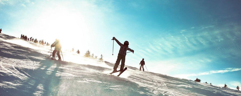 Skifahren auf Klassenfahrt