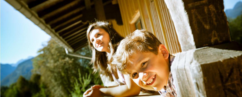 Familienurlaub in der Jugendherberge Berchtesgaden