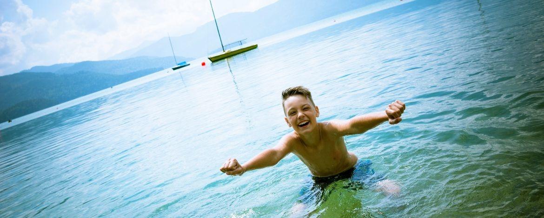 Familienurlaub Walchensee