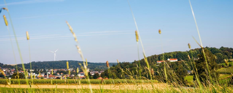 Ländlich gelegen am Ortsrand von Wunsiedel