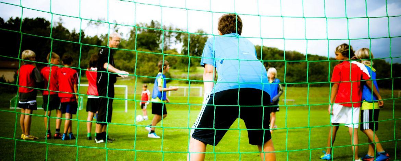 Fußballtraining in Furth i.W.
