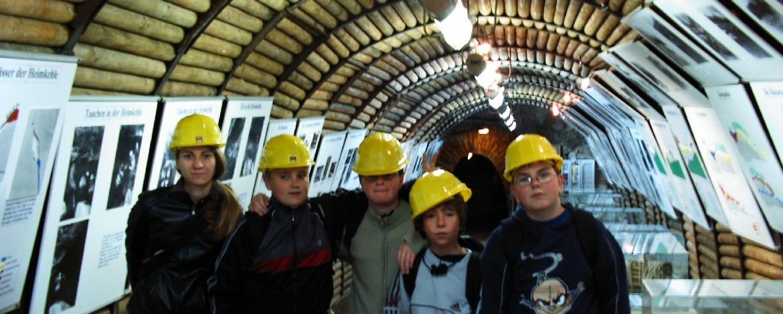 """Karsthöhle """"Heimkehle"""