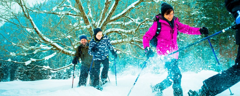 Winterfreuden in Kreuth