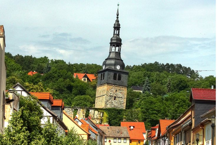 Schiefster Turm Europas