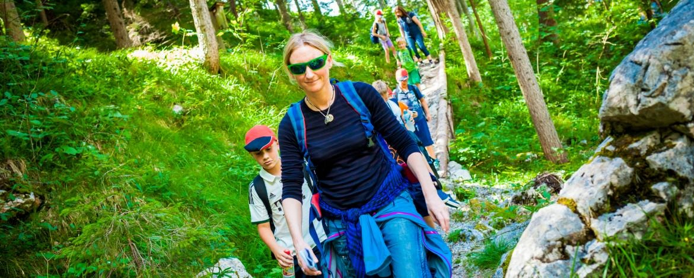 Familienurlaub mit Wandern in Bayern