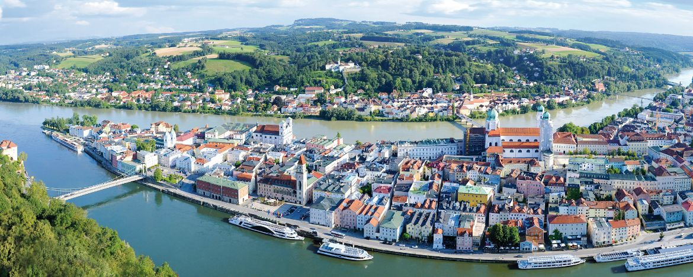 Passau – Übernachten inmitten einer fürstbischöflichen Burgfestung