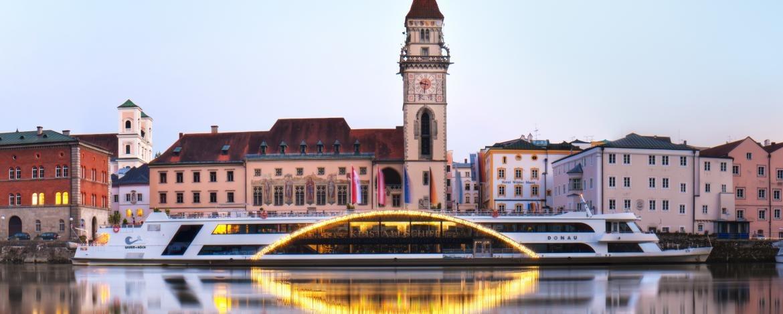 Dreiflüsse-Stadt Passau