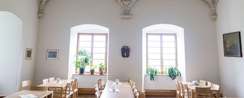 Burgensommer auf der Saldenburg - herrschaftlich speisen
