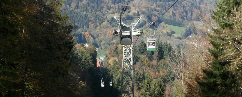 Schauinsland Seilbahn