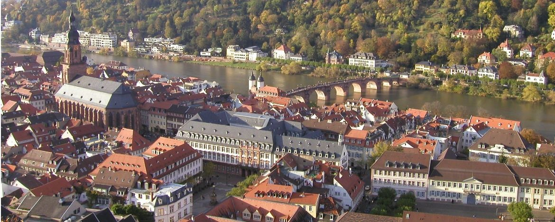 Heidelberg & Umgebung