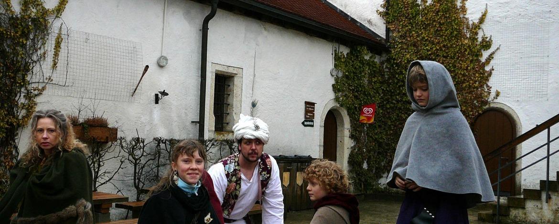 Ritter im Hof