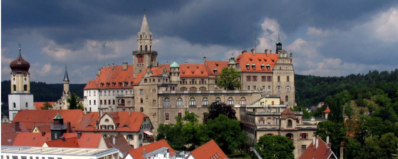 Schloss Hohenzollern in Sigmaringen