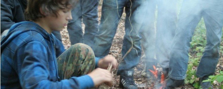 Feuer entfachen