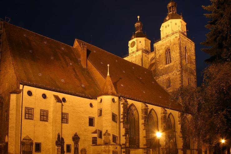 Stadtkirche von Wittenberg