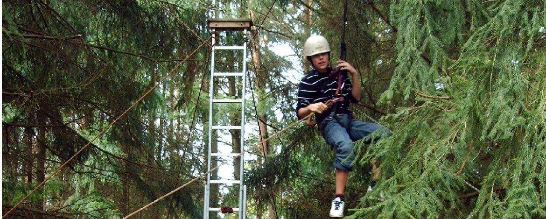 Leitersprung