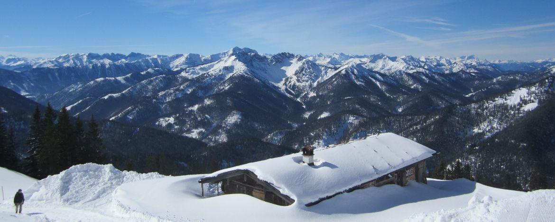 Hostel Füssen: Winterurlaub im Schnee