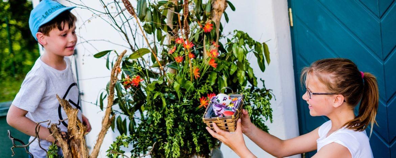 Kreativ an Ostern  in der Jugendherberge Dinkelsbühl