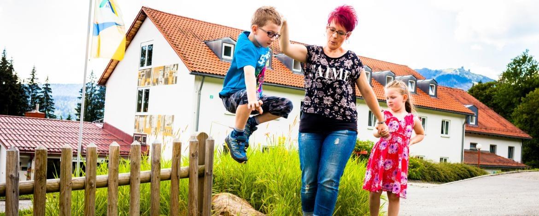 Familienurlaub in Bayerisch Eisenstein
