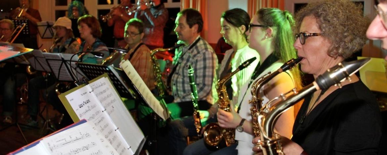 Bigband-Musikworkshop Jugendherberge Dahme