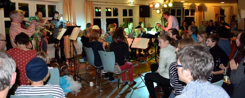 Musikworkshop in der Jugendherberge Dahme