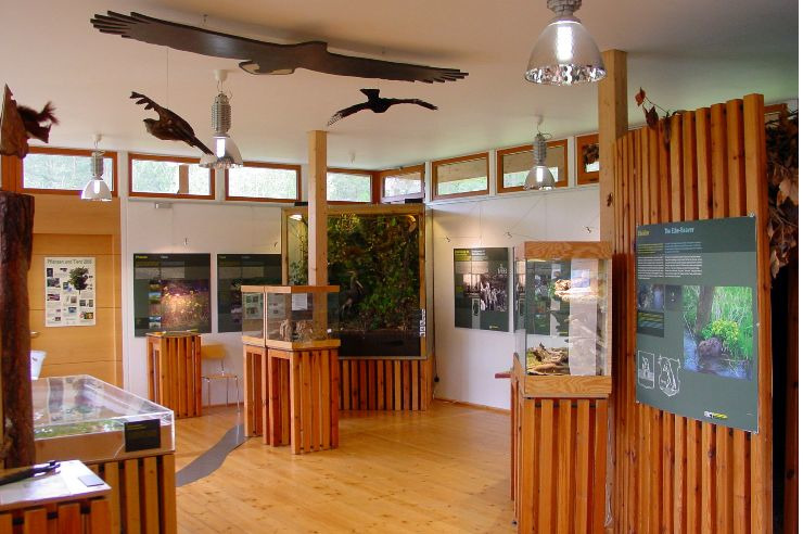 Infozentrum Auenhaus