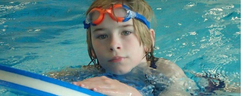 Schwimmen lernen in der Jugendherberge Rudenberg