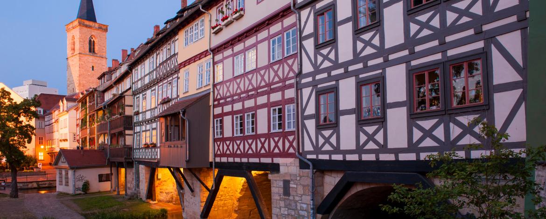 Klassenfahrten Erfurt - Hochheimer Straße