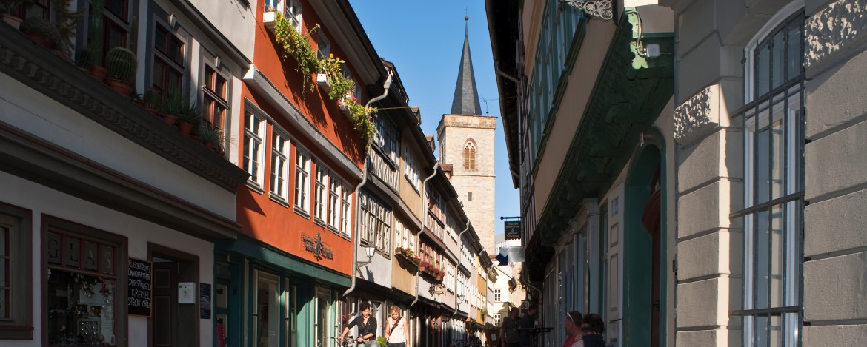 Familienurlaub Erfurt - Hochheimer Straße