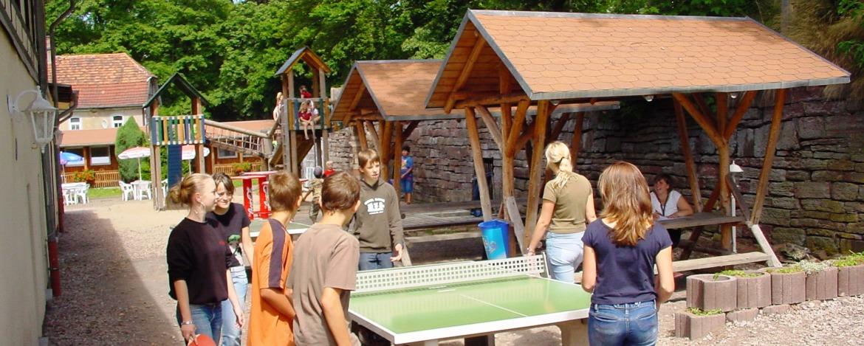 Ferienfreizeiten Tambach-Dietharz