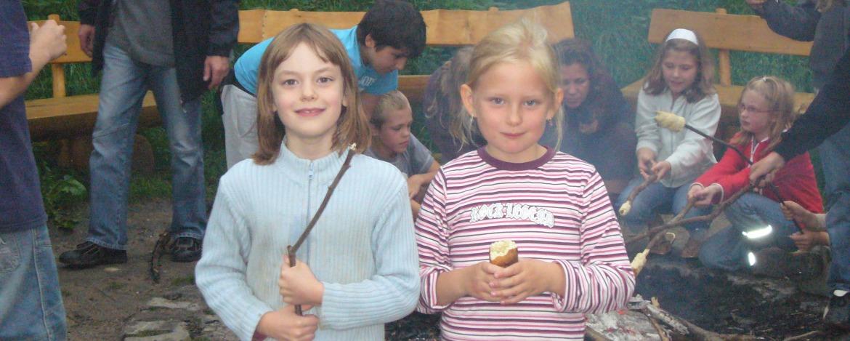 Thüringer Grillabend am Lagerfeuer