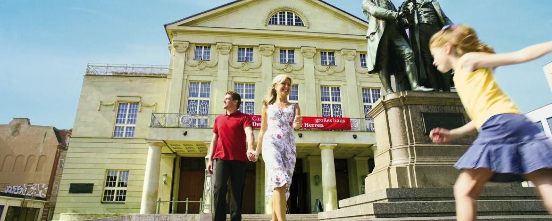 "Familienurlaub Weimar - ""Maxim Gorki"""