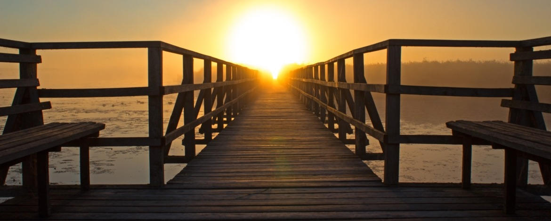 Sonnenuntergang Ostsee Dahme