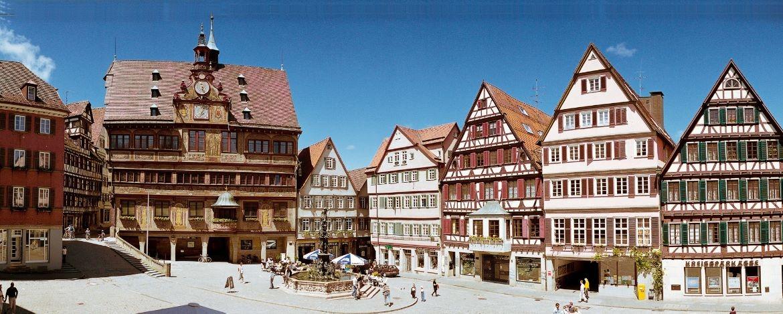 Familienurlaub Tübingen