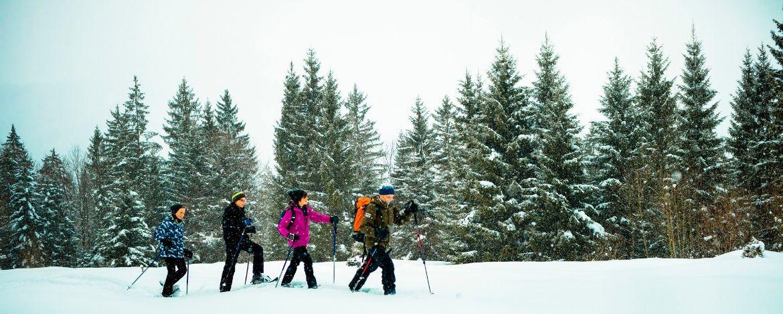 Familienurlaub in der Wintersportregion Isarwinkel