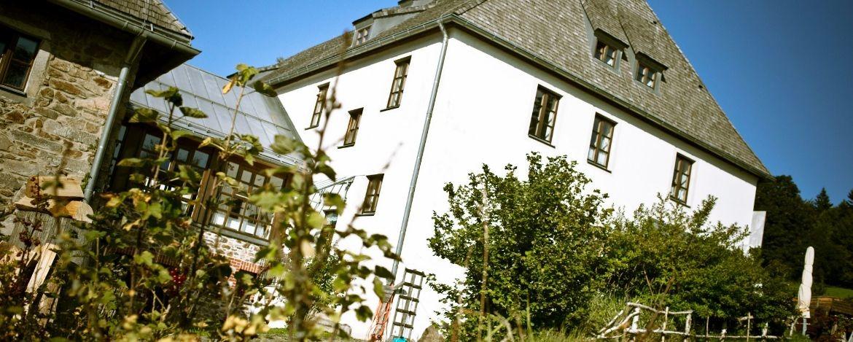 Aussenansicht der Jugendherberge Waldhäuser