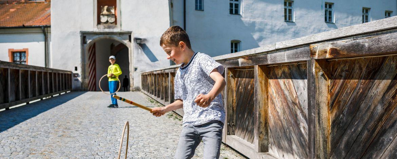 Mittelalterlicher Spiele-Reigen