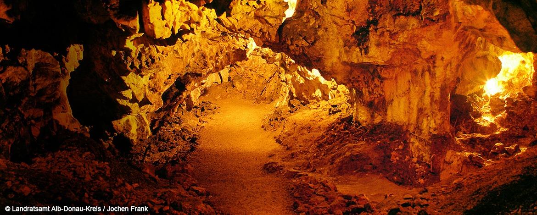 Höhle der Eiszeitkunst Hohle Fels Schelklingen