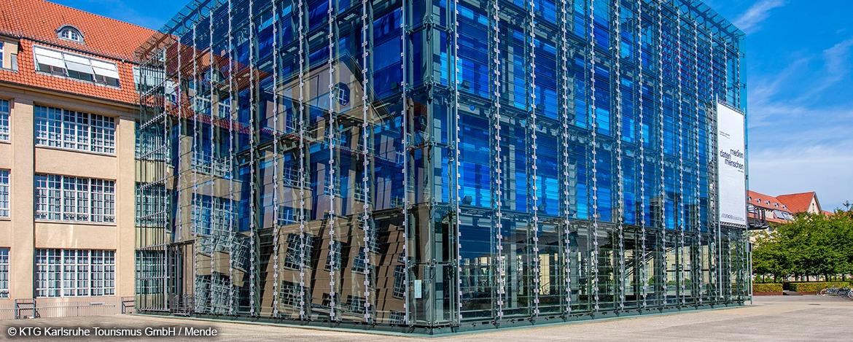ZKM | Zentrum für Kunst und Medien