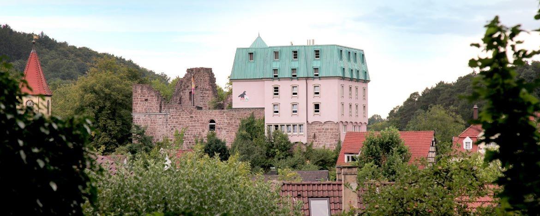 Jugendherberge Burg Rabeneck Pforzheim