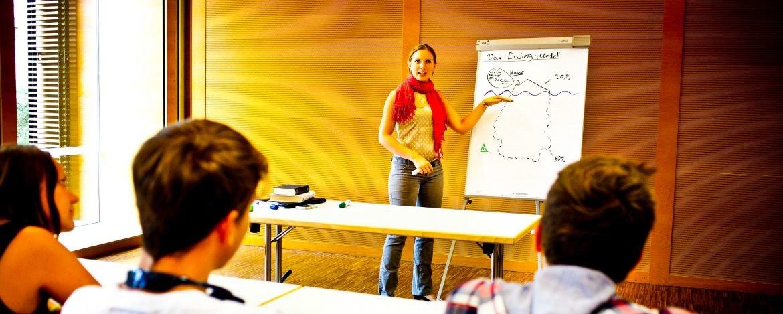 Trainieren von Präsentationen