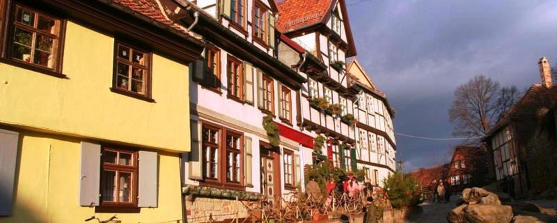 """""""Advent in den Quedlinburger Höfen"""""""