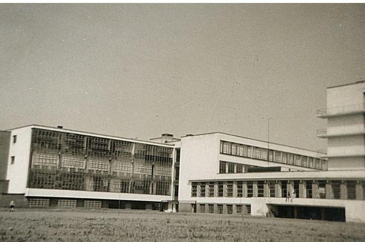 Bauhaus, historische Aufnahme