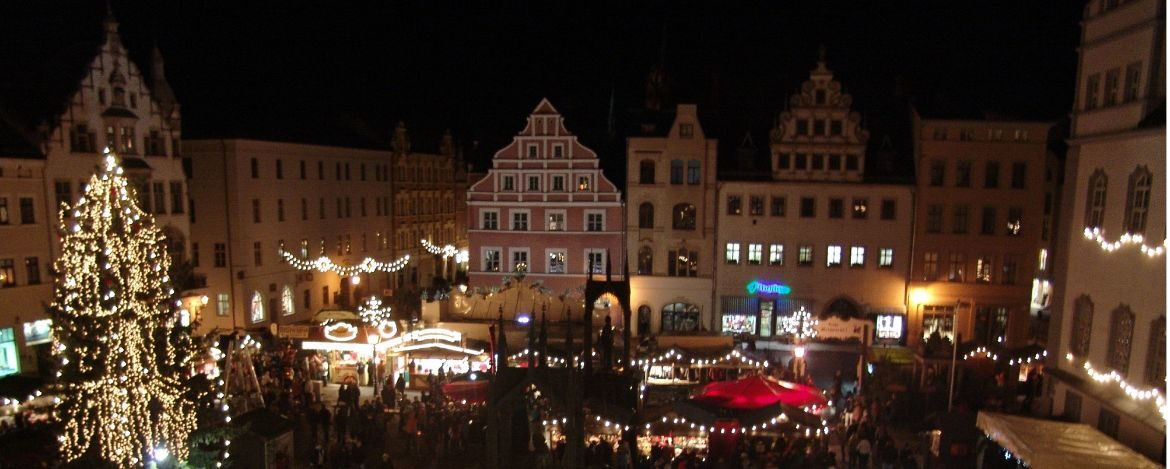 Advent in Wittenberg