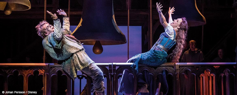 Quasimodo und Esmeralda