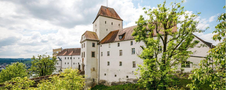 "Festungsanlage ""Oberhaus"""