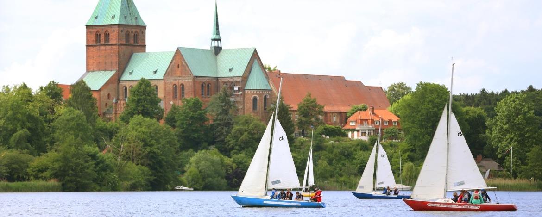 Segeln in Ratzeburg
