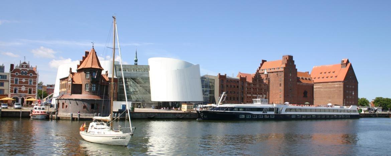 Familienurlaub Stralsund