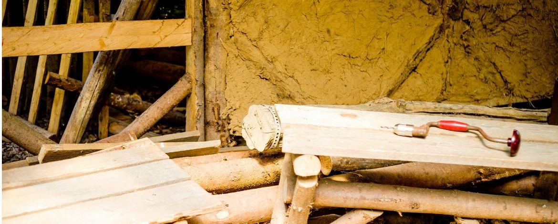 Holz für ein eigenes Projekt verarbeiten