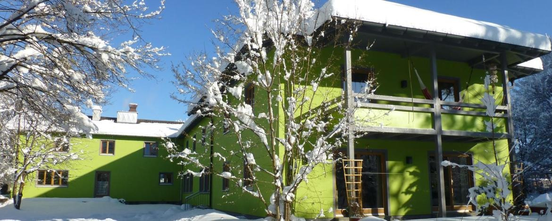 Klassenfahrt in den Schnee