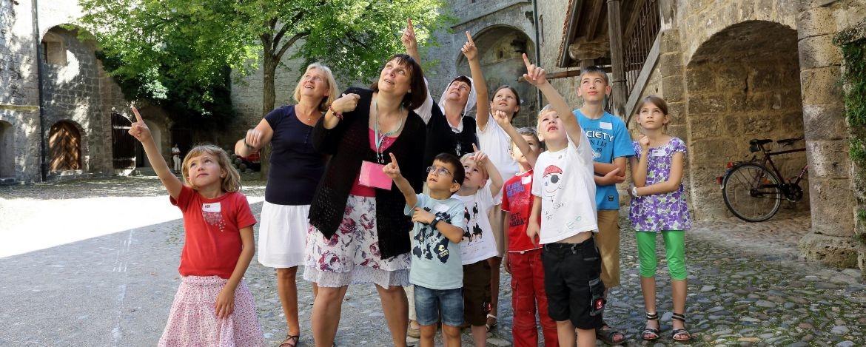 Schüler und Schülerinnen in Bamberg
